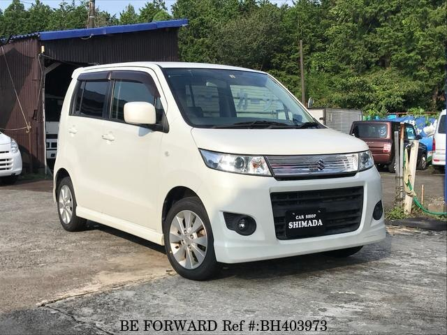 Used 2009 SUZUKI WAGON R BH403973 for Sale
