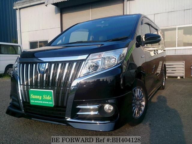 Used 2015 TOYOTA ESQUIRE BH404128 for Sale