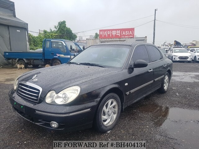 Used 2004 HYUNDAI SONATA BH404134 for Sale
