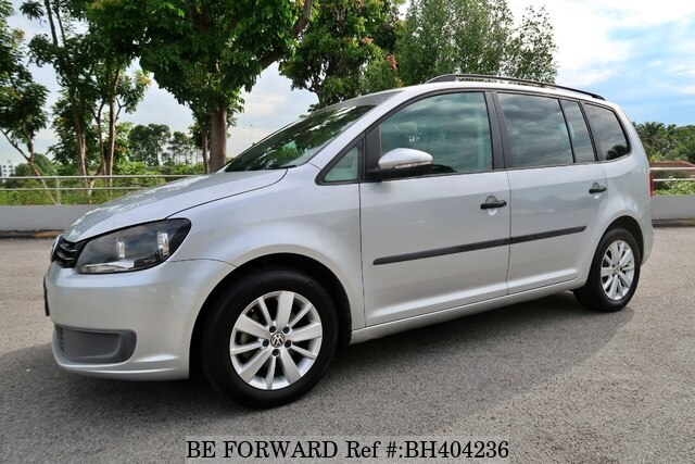 Used 2012 VOLKSWAGEN TOURAN BH404236 for Sale