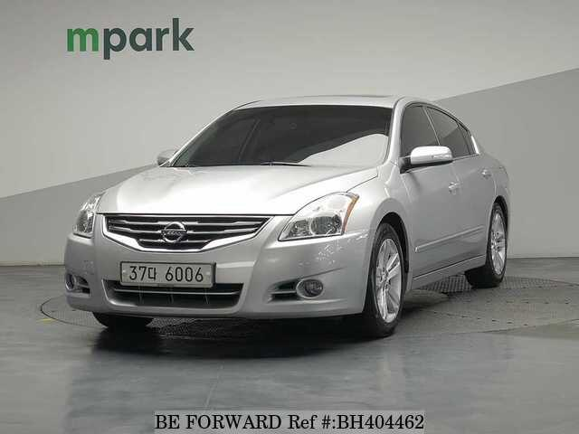 Used 2010 NISSAN ALTIMA BH404462 for Sale