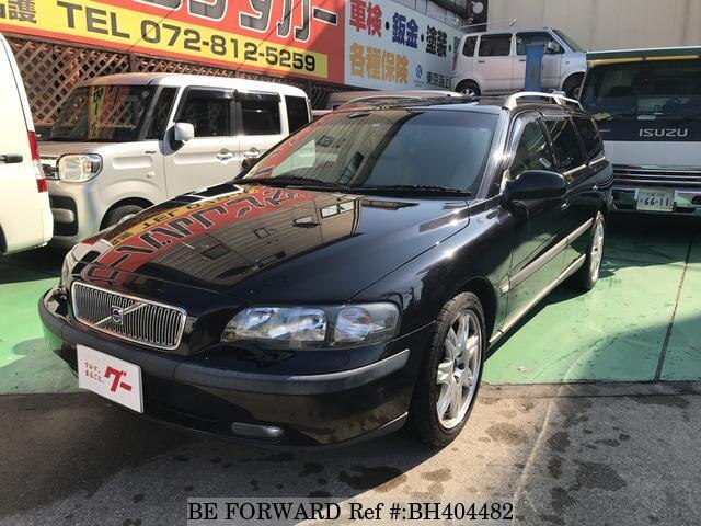 Used 2002 VOLVO V70 BH404482 for Sale