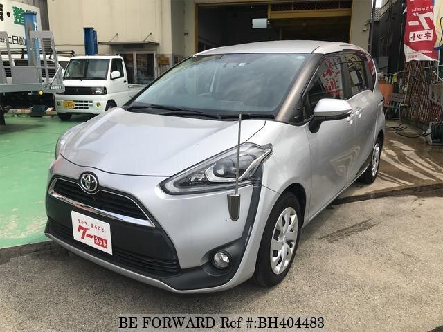 Used 2015 TOYOTA SIENTA BH404483 for Sale