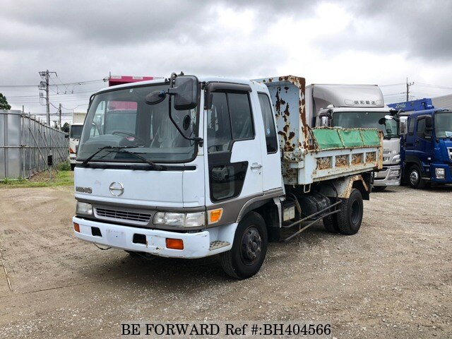 Used 1995 HINO RANGER BH404566 for Sale