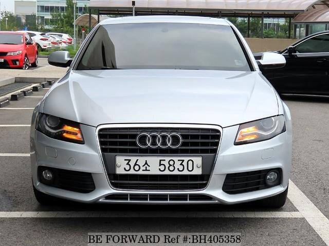 Used 2012 AUDI A4 BH405358 for Sale