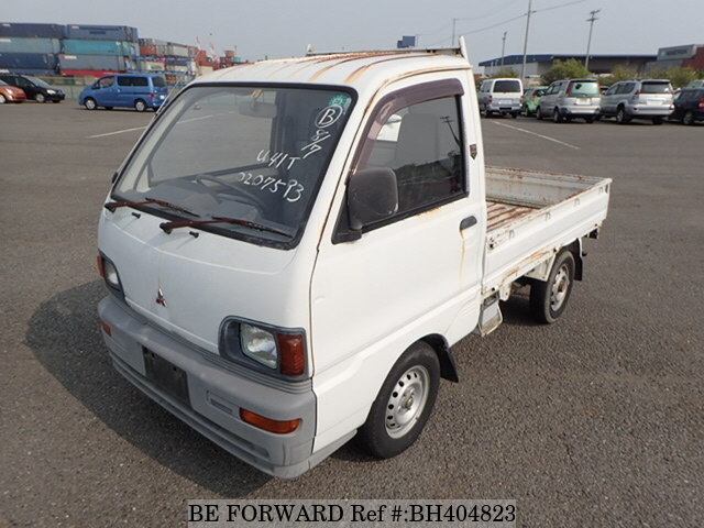 Used 1994 MITSUBISHI MINICAB TRUCK BH404823 for Sale