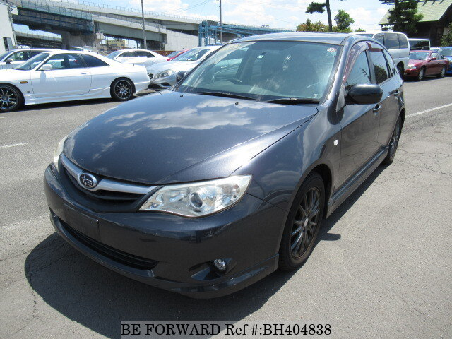 Used 2009 SUBARU IMPREZA BH404838 for Sale