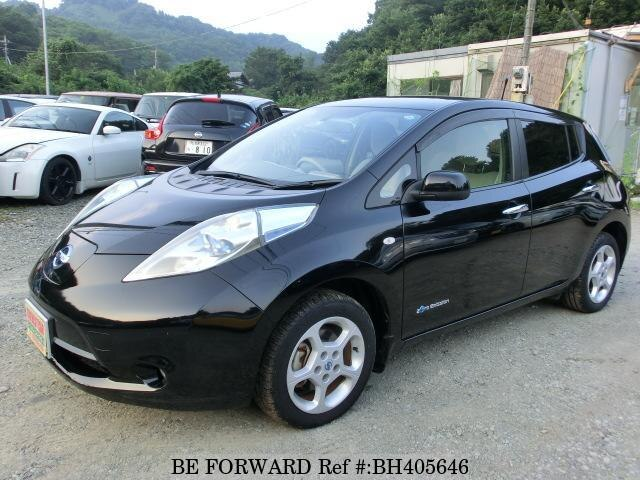Used 2011 NISSAN LEAF BH405646 for Sale