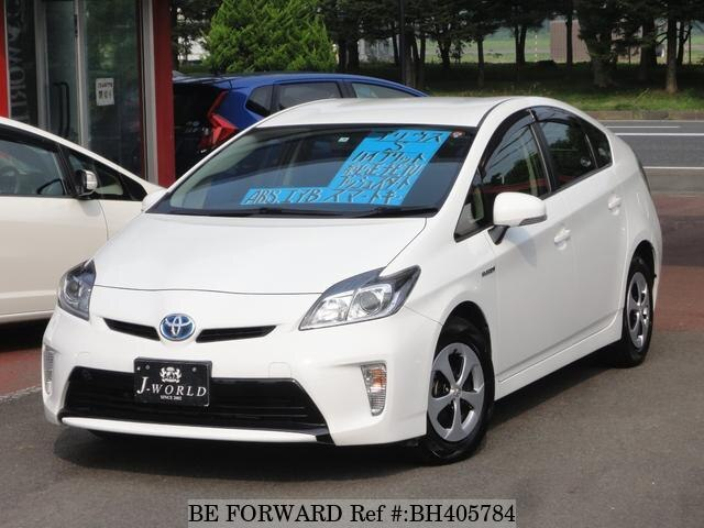 Used 2013 TOYOTA PRIUS BH405784 for Sale