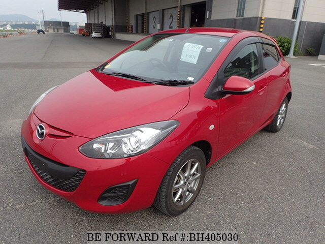 Used 2013 MAZDA DEMIO BH405030 for Sale