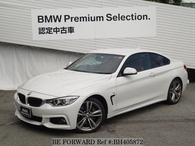 Used 2014 BMW 4 SERIES BH405872 for Sale