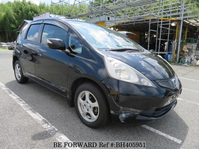 Used 2008 HONDA FIT BH405951 for Sale
