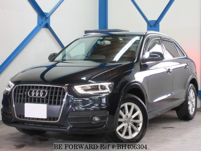 Used 2015 AUDI Q3 BH406304 for Sale