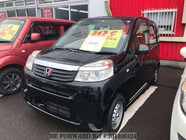 Used 2011 HONDA LIFE BH406324 for Sale