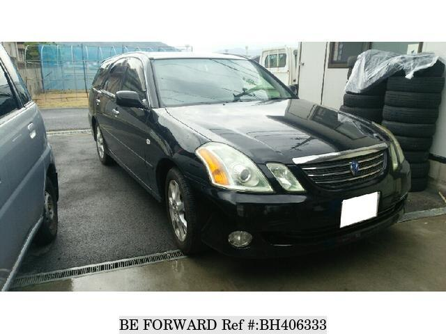 Used 2004 TOYOTA MARK II BLIT BH406333 for Sale