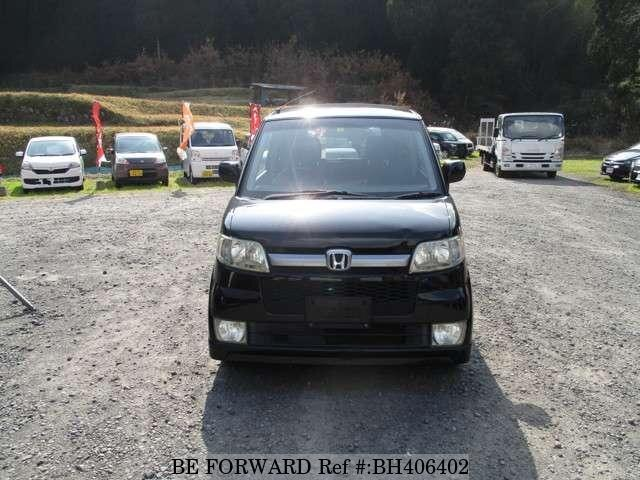 Used 2008 HONDA ZEST BH406402 for Sale