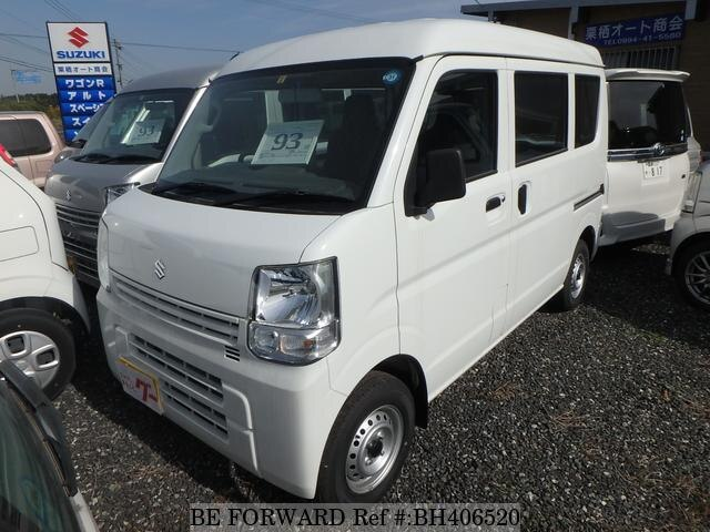 Used 2018 SUZUKI EVERY BH406520 for Sale