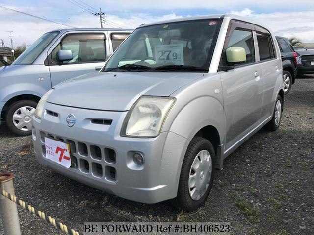 Used 2008 NISSAN PINO BH406523 for Sale