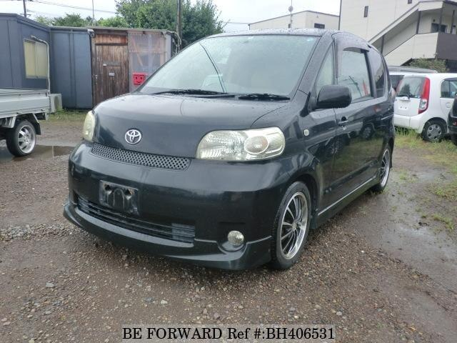 Used 2006 TOYOTA PORTE BH406531 for Sale
