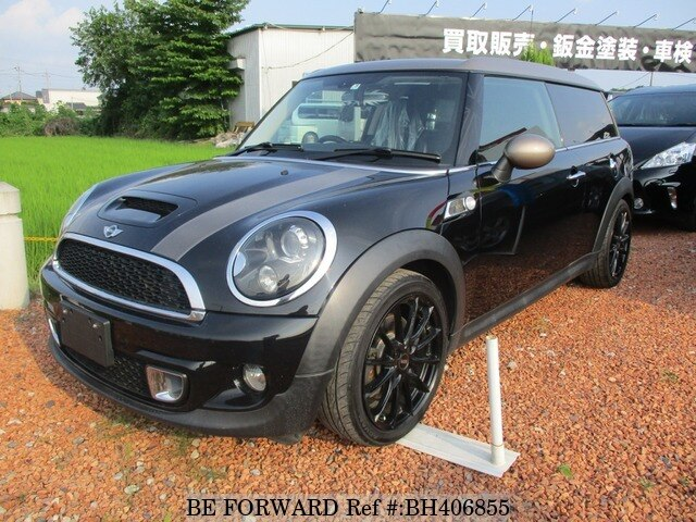 Used 2013 BMW MINI CLUBMAN BH406855 for Sale