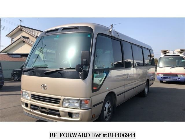 Used 2006 TOYOTA COASTER BH406944 for Sale