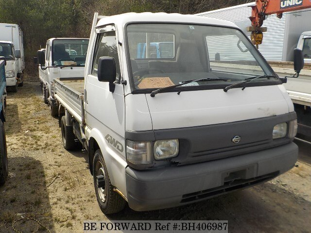 Used 1997 NISSAN VANETTE TRUCK BH406987 for Sale