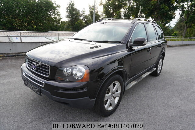 Used 2010 Volvo Xc90 Power Seat Tc 2 5t Awd 5dr For Sale Bh407029 Be Forward