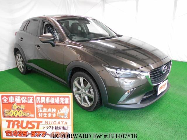 Used 2017 MAZDA CX-3 BH407818 for Sale