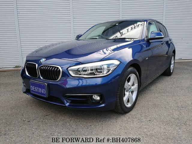 Used 2016 BMW 1 SERIES BH407868 for Sale