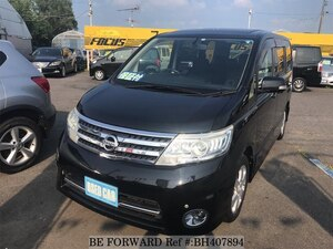 Used 2009 NISSAN SERENA BH407894 for Sale