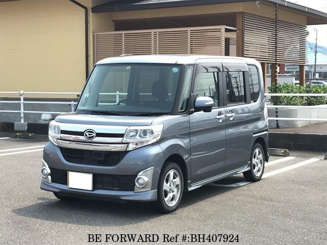 Used 2013 DAIHATSU TANTO BH407924 for Sale
