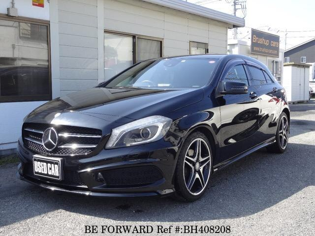 Used 2014 MERCEDES-BENZ A-CLASS BH408208 for Sale