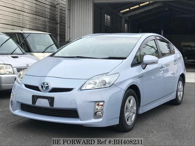 Used 2009 TOYOTA PRIUS BH408231 for Sale