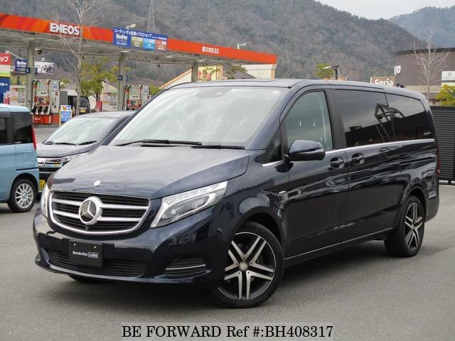 Used 2017 MERCEDES-BENZ V-CLASS BH408317 for Sale
