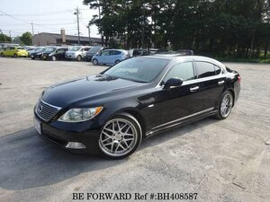 Used 2008 LEXUS LS BH408587 for Sale