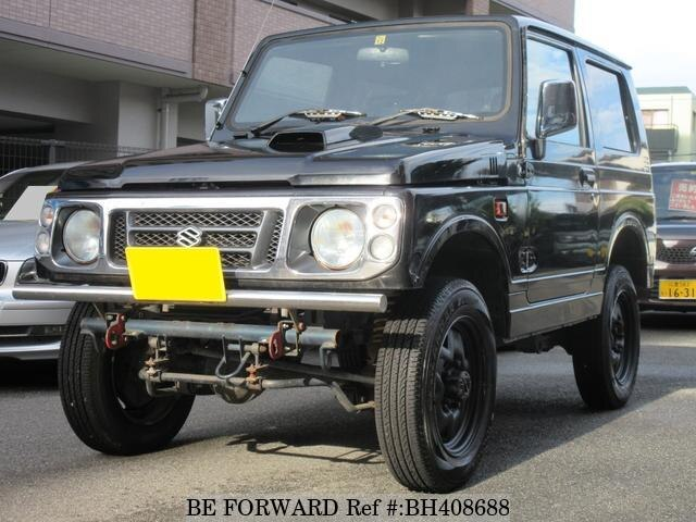 Used 1995 SUZUKI JIMNY BH408688 for Sale
