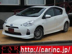 Used 2013 TOYOTA AQUA BH408714 for Sale