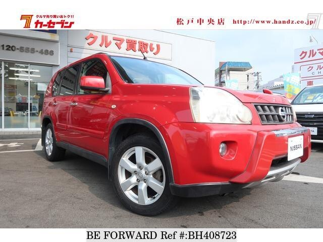 Used 2007 NISSAN X-TRAIL BH408723 for Sale