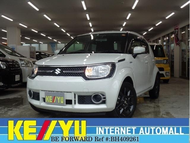 Used 2017 SUZUKI IGNIS BH409261 for Sale