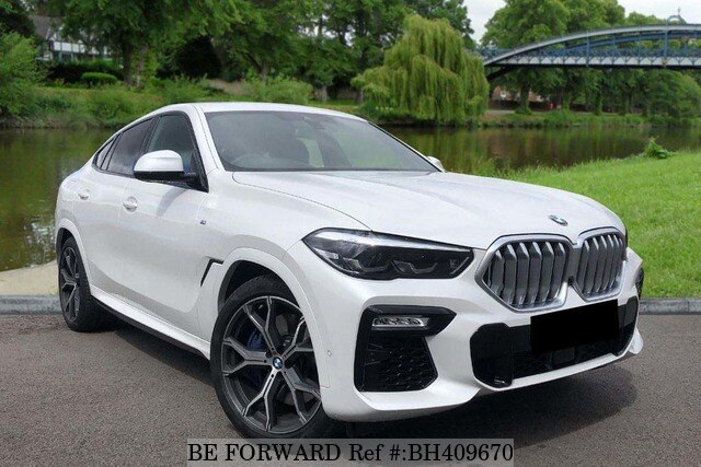 Used 2020 Bmw X6 Automatic Petrol For Sale Bh409670 Be Forward