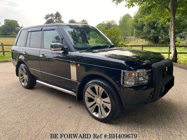 Used 2003 LAND ROVER RANGE ROVER BH409679 for Sale
