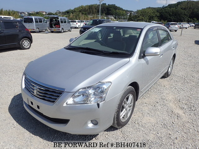 Used 2010 TOYOTA PREMIO BH407418 for Sale