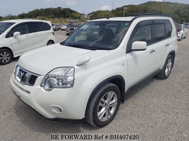 Used 2013 NISSAN X-TRAIL BH407420 for Sale