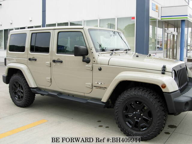 Used 2017 Jeep Wrangler Aba Jk36l For Sale Bh409944 Be Forward