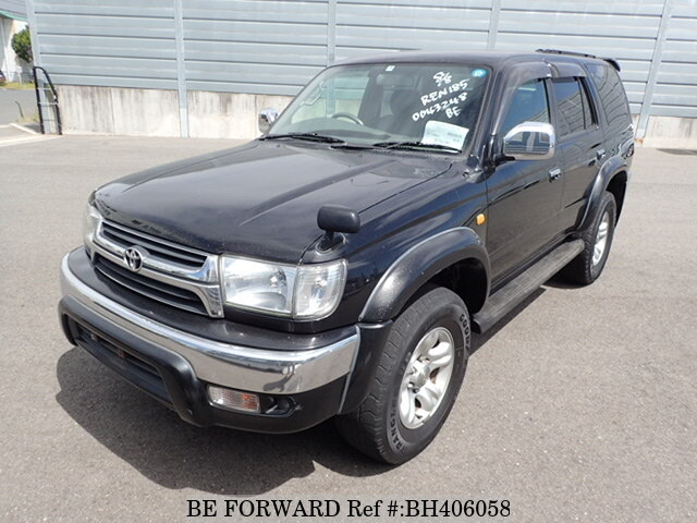 Used 2001 TOYOTA HILUX SURF BH406058 for Sale