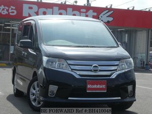 Used 2012 NISSAN SERENA BH410048 for Sale