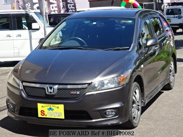 Used 2007 HONDA STREAM BH410082 for Sale