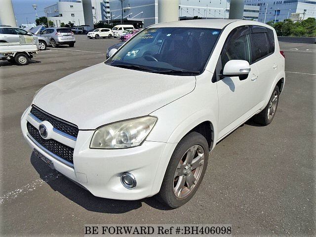 Used 2009 TOYOTA RAV4 BH406098 for Sale