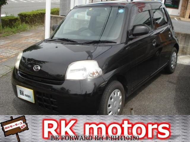 Used 2011 DAIHATSU ESSE BH410180 for Sale