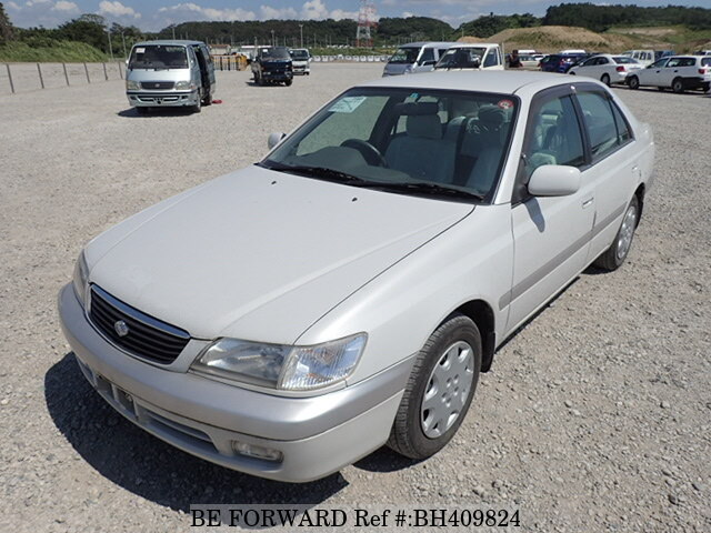 Used 2000 TOYOTA CORONA PREMIO BH409824 for Sale
